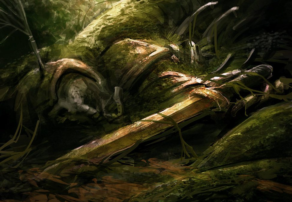 Fantasy HERO: Diario de Creación de Hechizos, Oxidando Metales