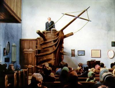 El paño del púlpito