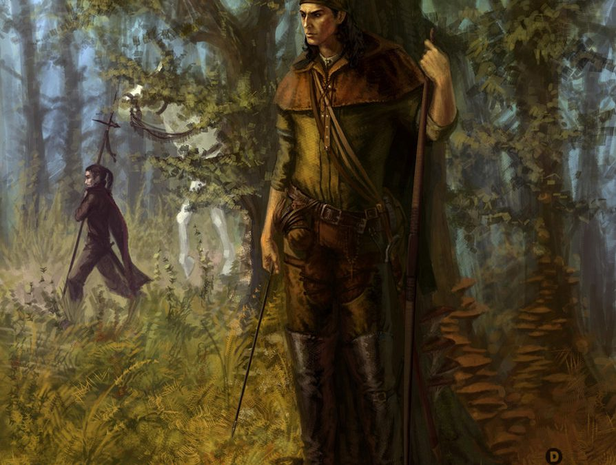 Fantasy HERO: Diario de Creación de Hechizos, Seguir Rastro