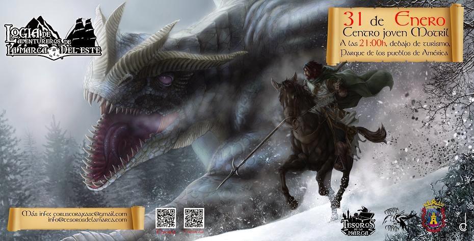 Logia de Aventureros – Enero 2014 ~ Reseña