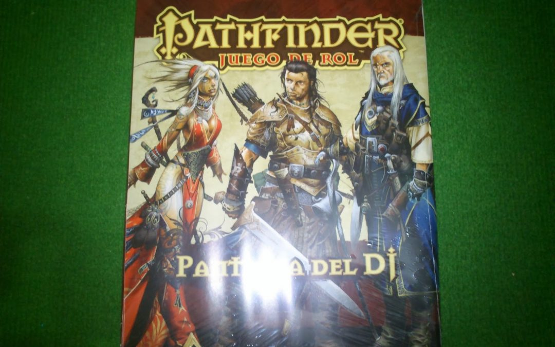 Foto reseña Pantalla del DJ de Pathfinder