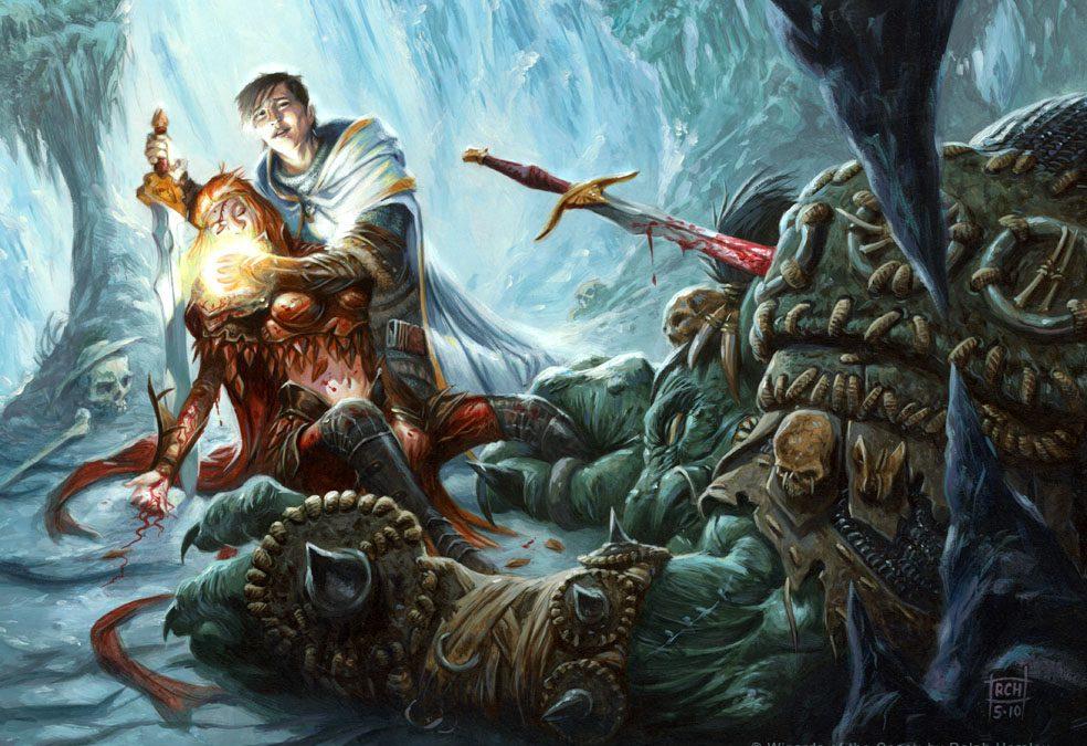 Fantasy HERO: Diario de Creación de Hechizos, Curación
