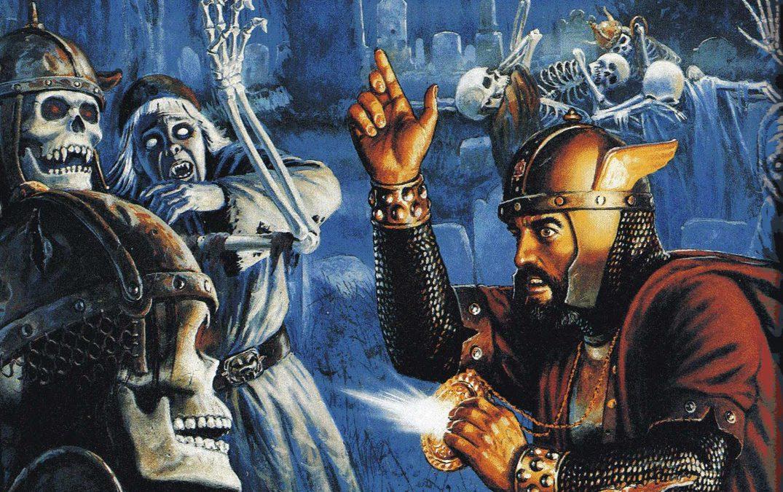 Fantasy HERO: Diario de Creación de Hechizos, Turn Undead