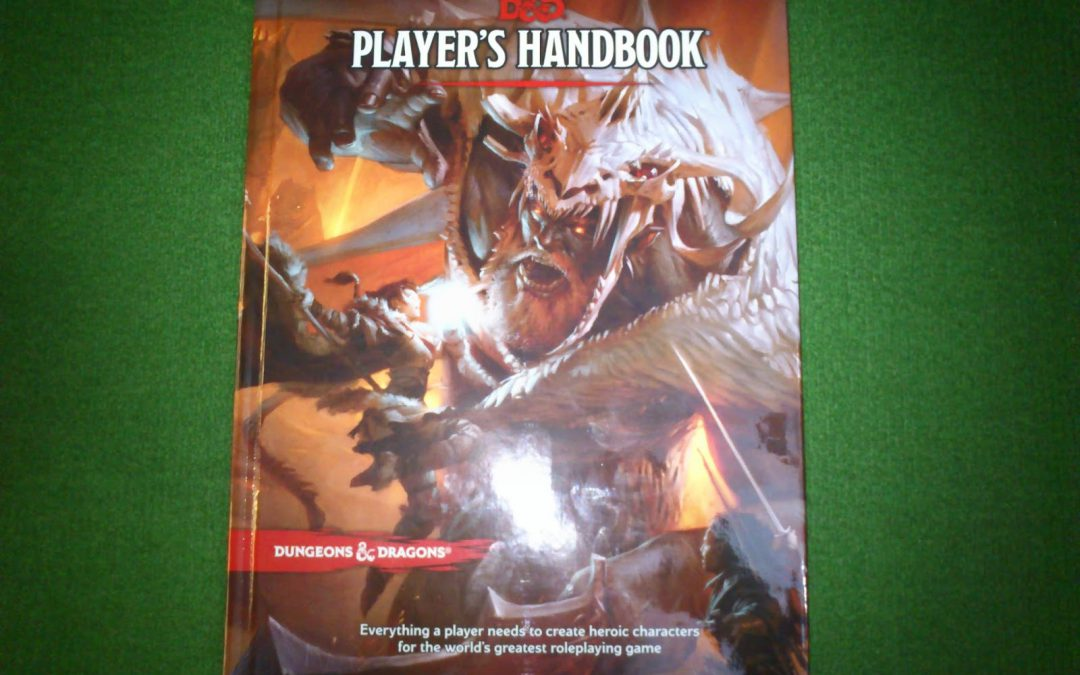 D&D – Player´s Handbook
