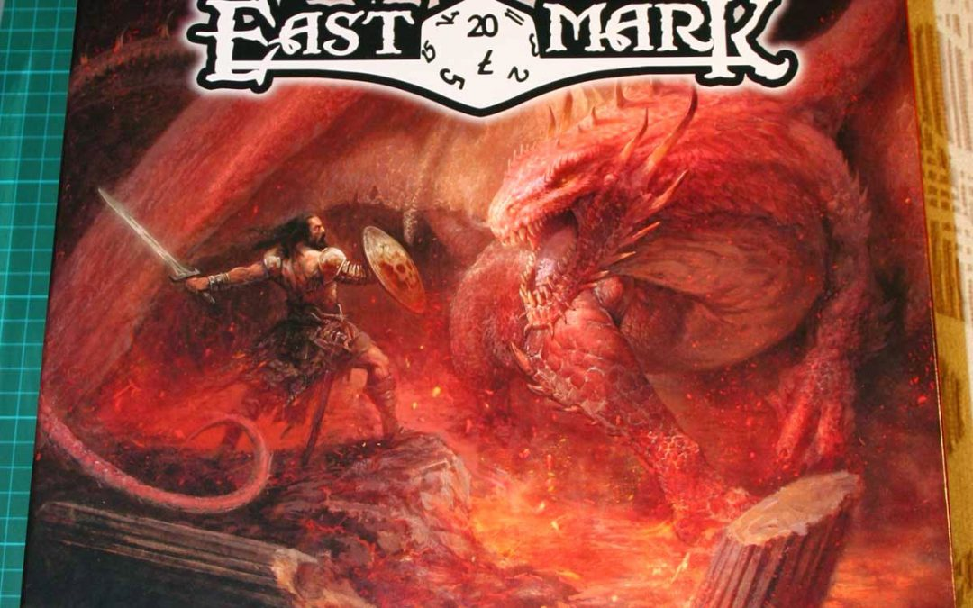 Adventures in the East Mark