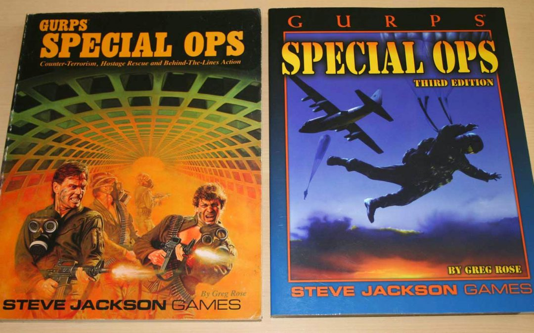 GURPS: Special Ops