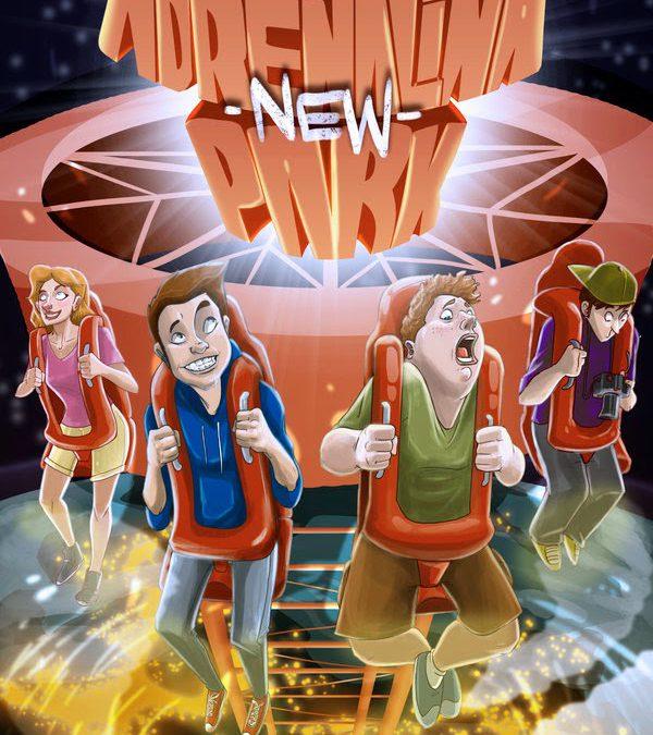 Adrenalina New Park y 2GM Tactics