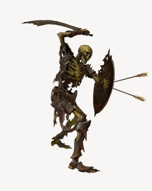 Esqueleto terminado