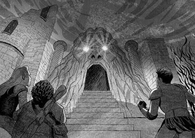 El portal bostezante
