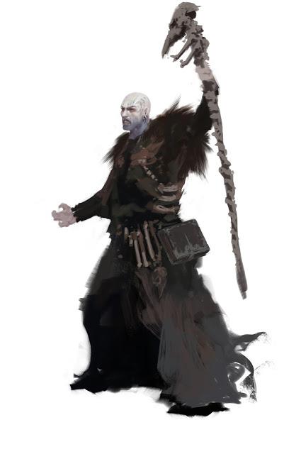 El hechicero oscuro