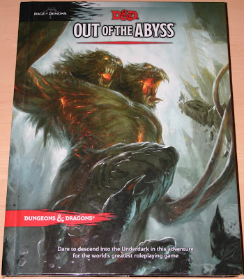 Reseña fotográfica de Out of the Abyss