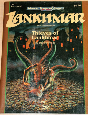 Thieves of Lankhmar