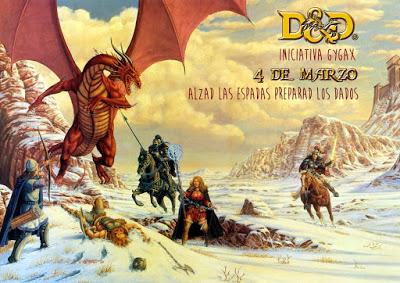 Iniciativa Gygax en la Marca