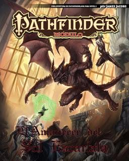 Pathfinder: El Amanecer del Sol Escarlata