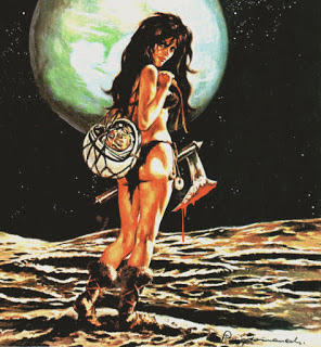 La amazona espacial y algo más…
