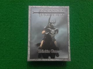 Espada Negra – Edición Gunear – Reseña