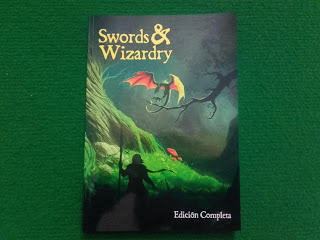 Sword & Wizardry Edición Completa – Foto Reseña