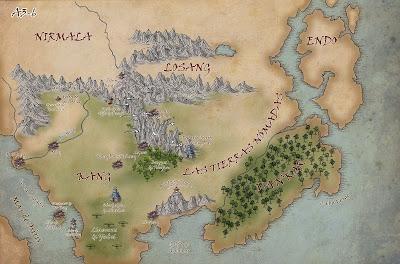 Más mapas del Gazetteer