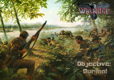 Objective: Burma!
