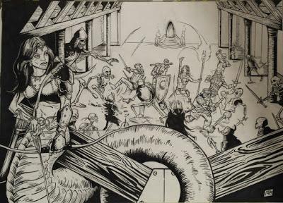 Muerte en la Mansión del Mago Malifax