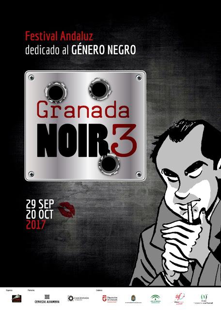 Nuestro paso por Granada Noir