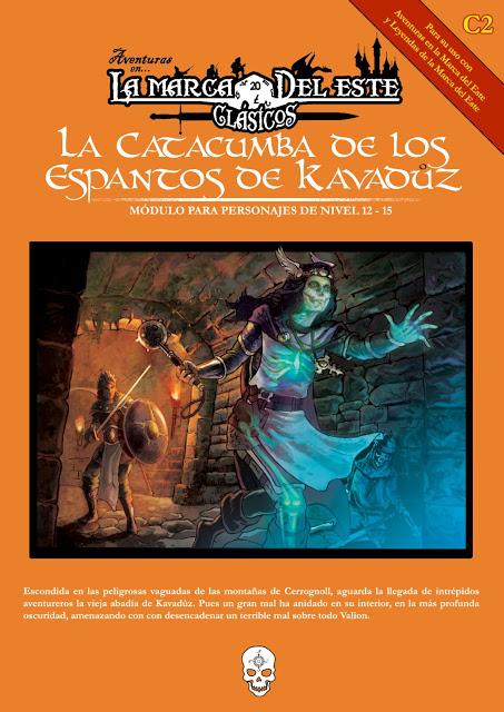 La Catacumba de los Espantos de Kavaduz