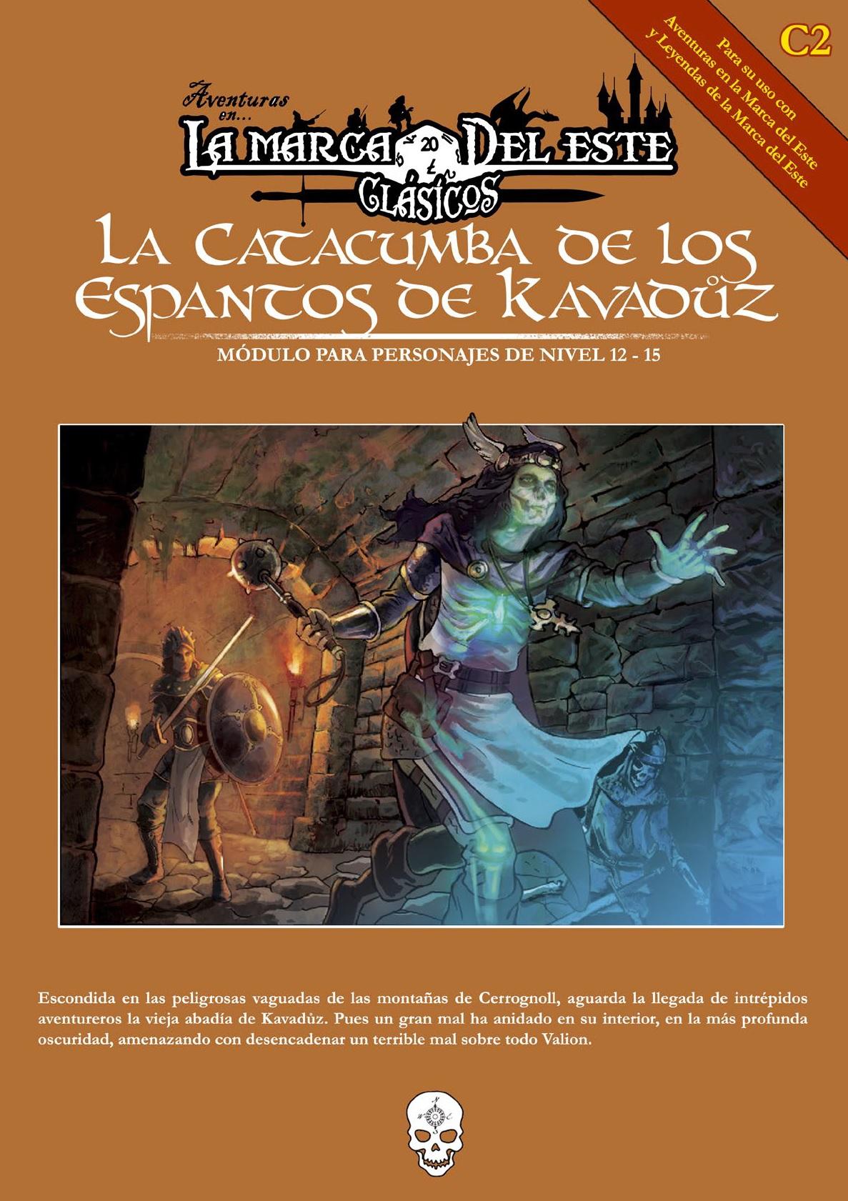 Reseña de La Catacumba de los Espantos de Kavadůz