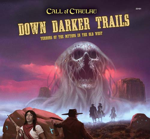 "Video reseña de ""Down Darker Trails"""
