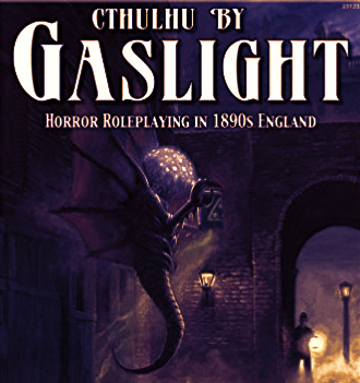 Video reseña de «Cthulhu by Gaslight»