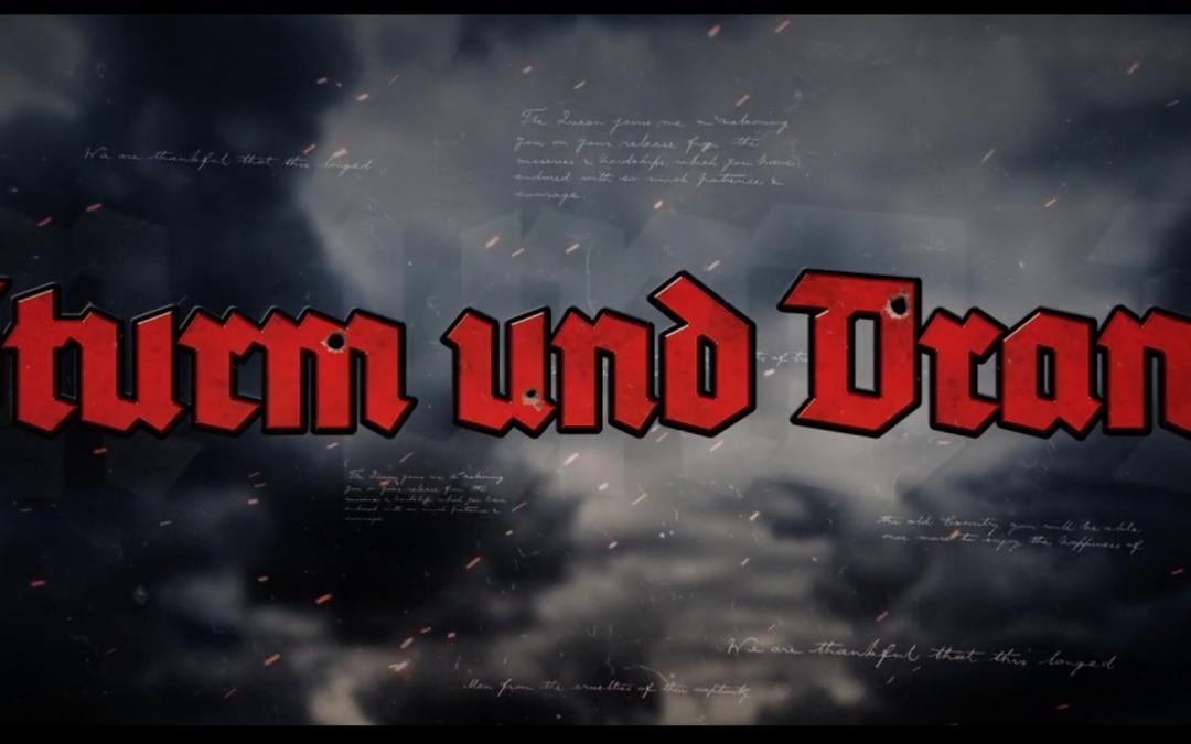 Vídeo de campaña de Sturm und Drang