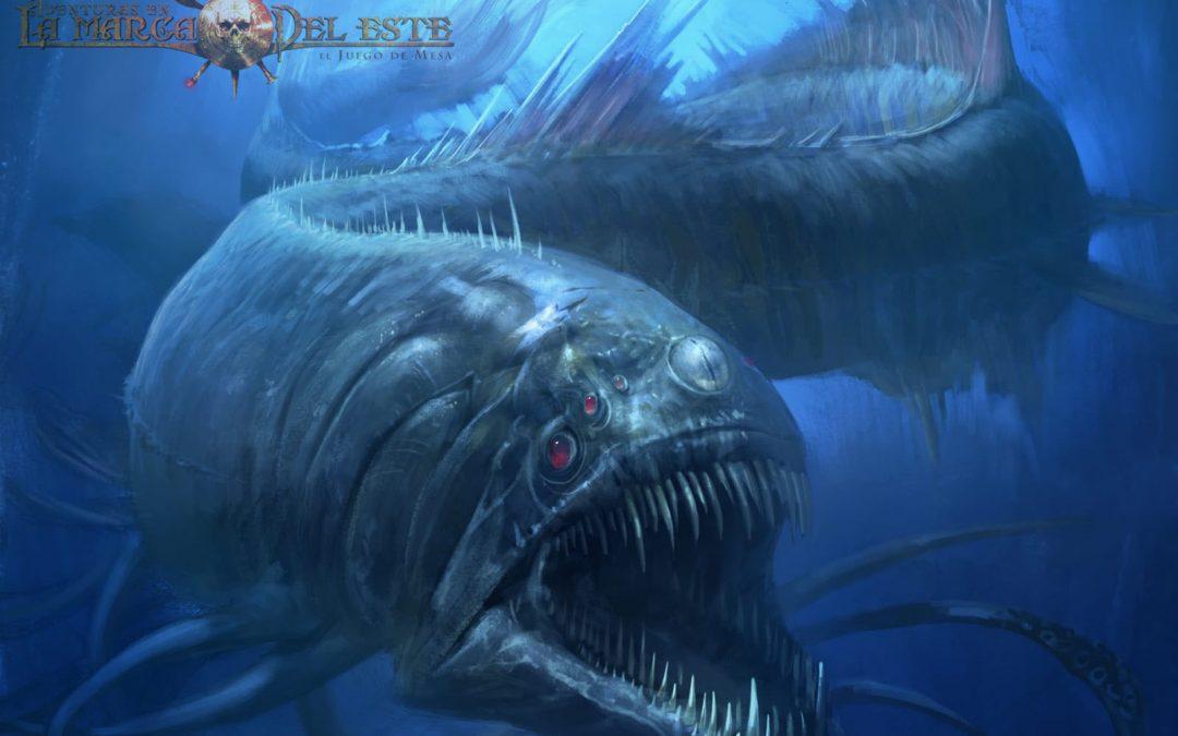 Nuevas criaturas para AELMDE el juego de tablero