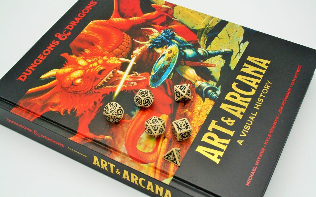 Art & Arcana, una reseña en fotos