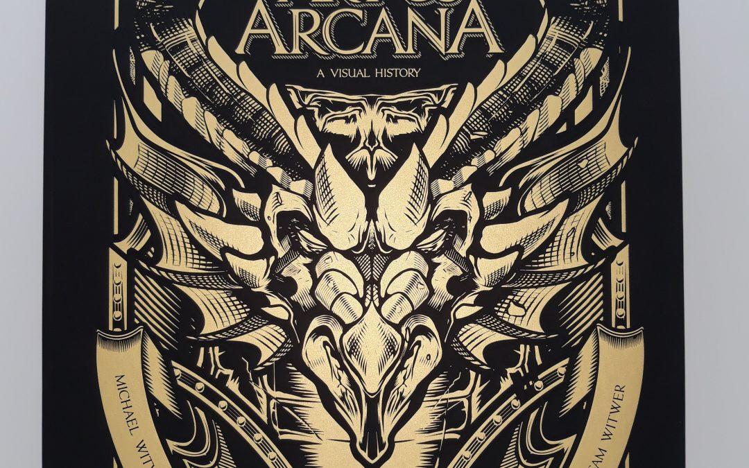 Art & Arcana, edición deluxe