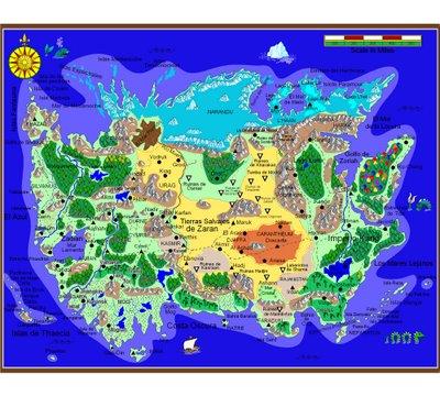 Mapa de Talislanta
