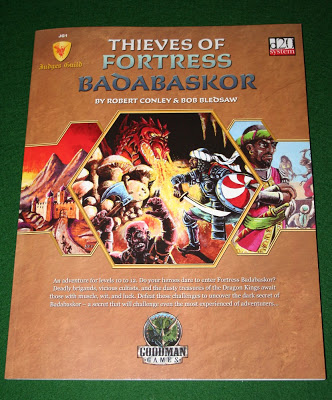 Thieves of Fortress Badabaskor