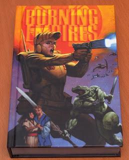 Burning Empires, rol indie de SciFi