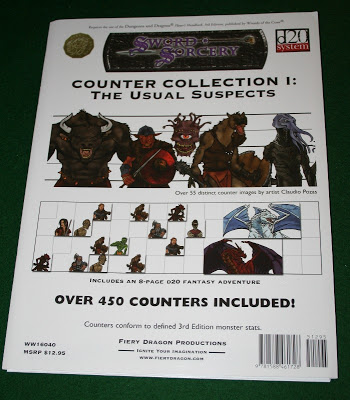 Counter Collection I: The Usual Suspects