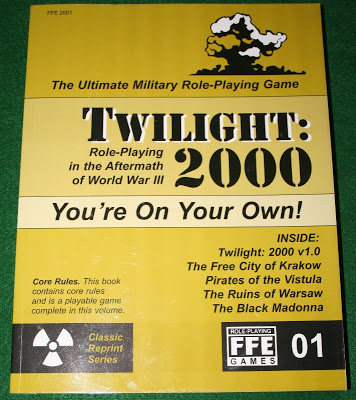 Twilight 2000, reedición de Far Future Enterprises