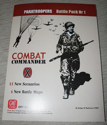 Combat Commander: Paratroopers Battle Pack Nr1