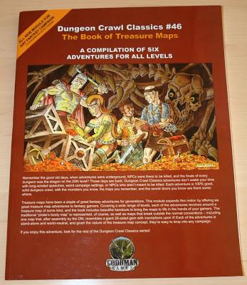 The Book of Treasure Maps