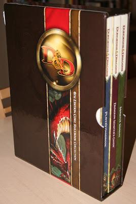 Manual del Jugador Dungeons & Dragons cuarta edición (primera parte)