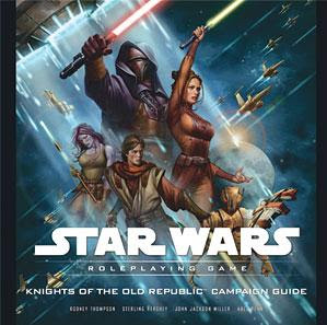 Star Wars Saga RPG: The Knights of the Old Republic Campaign Guide