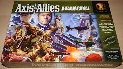Foto reseña Axis & Allies: Guadalcanal