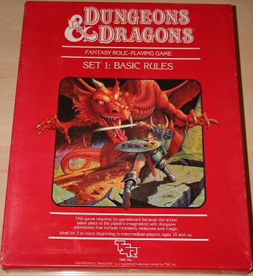Dungeons & Dragons: Basic Rules Set 1