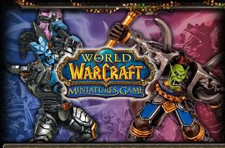 Juego de miniaturas de  World of Warcraft