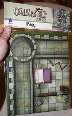 Gamemastery Flip-Mat: Keep