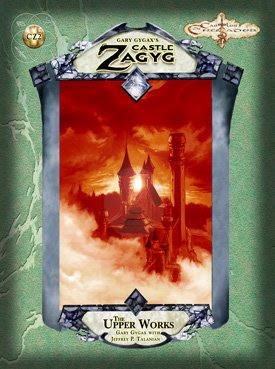 Castle Zagyg… una historia sin final