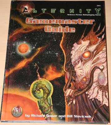 Alternity: GameMaster Guide