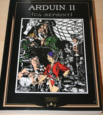 Arduin II