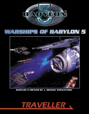Warships of Babylon 5